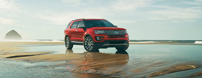 Ford Explorer New C 2015 +
