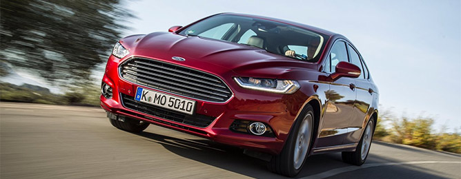 Ford Mondeo New С 2015-