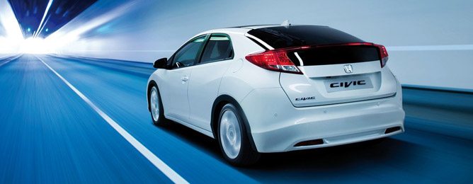 Honda Civic 5D c 2012