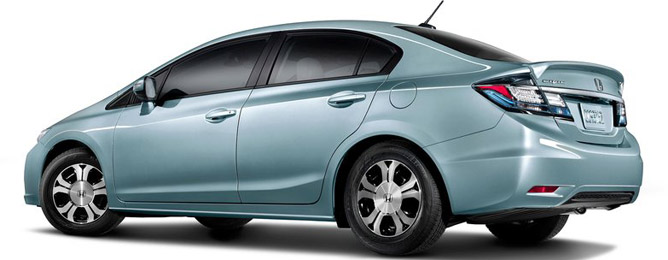Honda Civic 4D 2013-2014