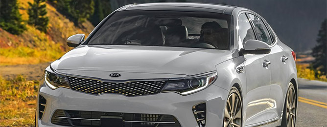 Kia Optima (JF) New С 2016-