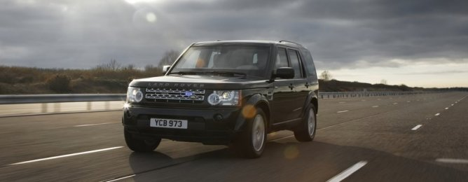 Land Rover Discovery 4 С 2009+