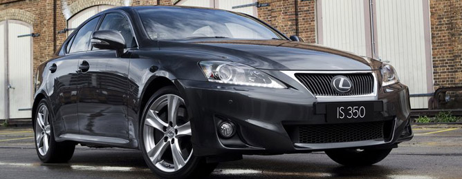 Lexus IS До 2013