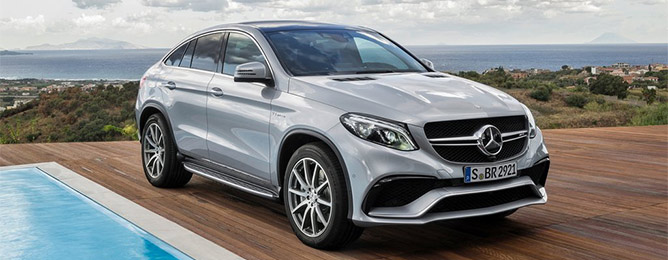Mercedes-Benz Coupe-GLE Class (C292) С 2015-