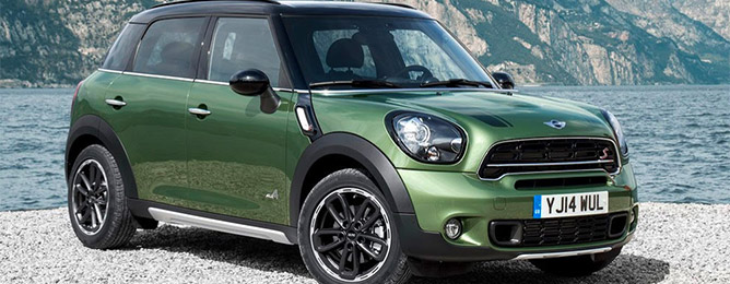 Mini Countryman (R60) C 2010-