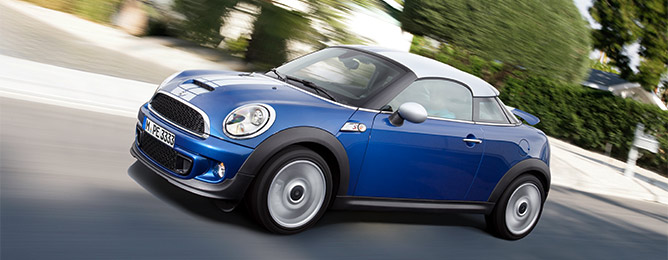 Mini Coupe, Cabrio (R57,R58,R59) с 2014-