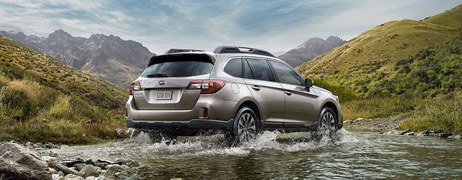 Subaru Outback New С 2015+