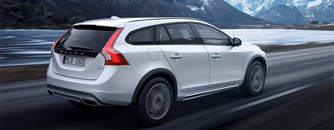 Volvo V60 & CROSS COUNTRY C 2014-