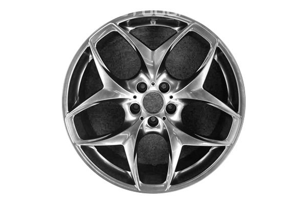 "Диск литой 21"" Double-spoke 215 Ferric Grey"