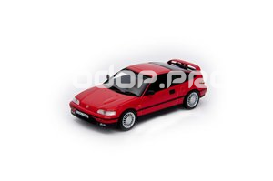 Модель Honda CRX 1989 Red