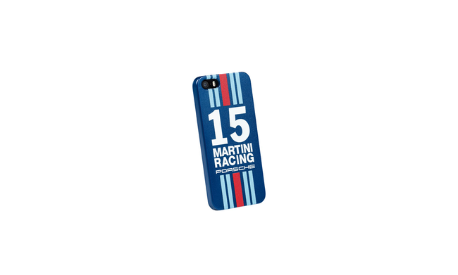 Чехол для iPhone 5, 5S – Martini Racing.