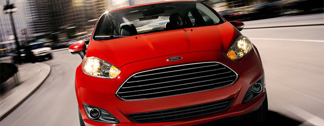 Ford Fiesta New С 2015-