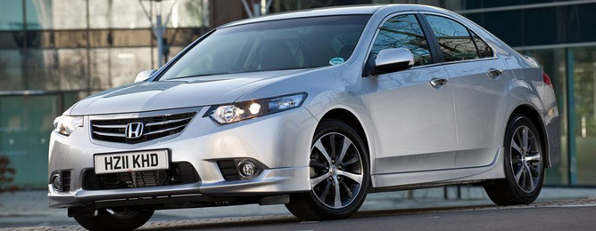 Honda Accord до 2013
