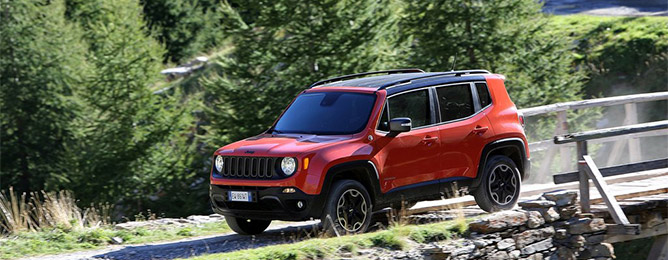 Jeep Renegade С 2015-