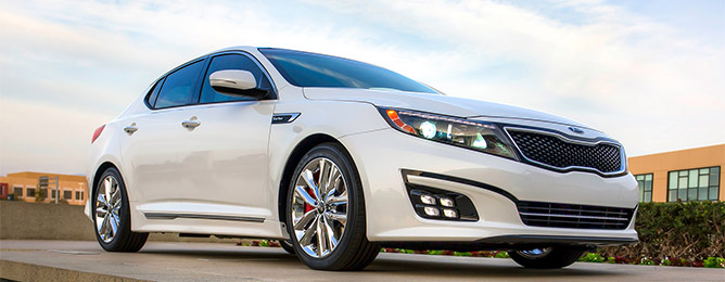 Kia Optima (TF) С 2014-
