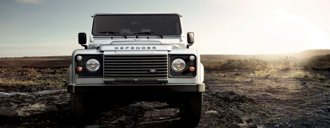 Land Rover Defender С 2011+